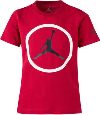Jordan Toddler Boys Iconic Graphic Cotton T-Shirt