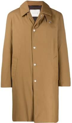 MACKINTOSH DUNKELD Camel Storm System Wool THINDOWN 3/4 Coat GM-1001TD