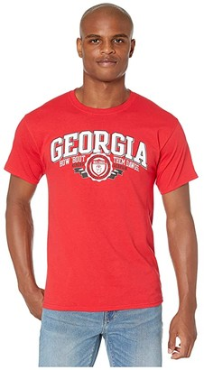 Champion College Georgia Bulldogs Jersey Tee