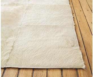 Design Within Reach Patch Cowhide Rug