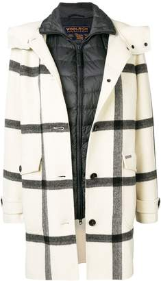 Woolrich reversible down gilet