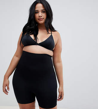 Asos DESIGN Curve shaping seamless control short