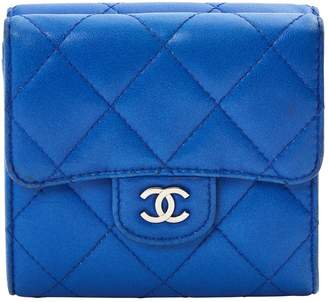 Chanel Timeless leather wallet