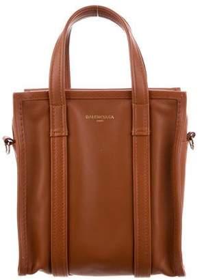 Balenciaga Leather Bazar Tote
