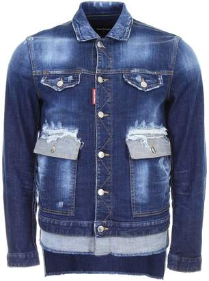 DSQUARED2 Denim Jacket