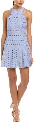 Parker Tie-Waist A-Line Dress