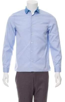 Gucci Cambridge Button-Up