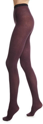 Wolford Doris Latticed-Net Tights