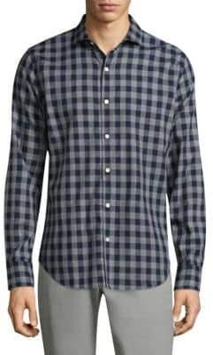 Bonobos Slim-Fit Cotton Unbutton-Down Shirt