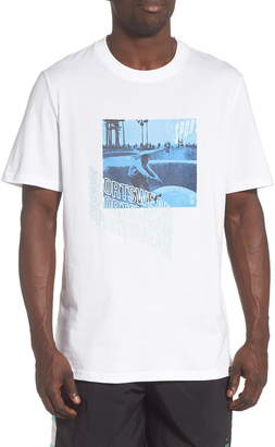Puma Downtown Graphic Beach T-Shirt