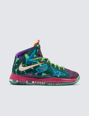 "Nike Lebron 10 Premium ""What The MVP"""