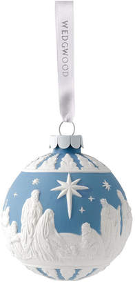 Wedgwood Nativity Tree Decoration