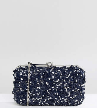 Maya Sequin Clutch Bag