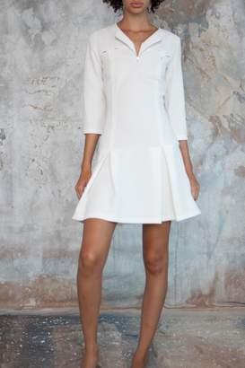 La Petite Francaise White Dress