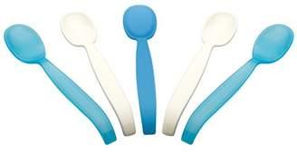 Reer 71230 Baby Feeding Spoon, Pack of 5)