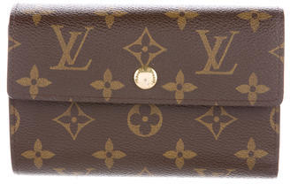 Louis Vuitton Louis Vuitton Monogram Alexandra Wallet