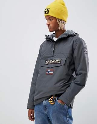 Napapijri Rainforest winter 1 jacket in dark gray