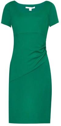 DIANE VON FURSTENBERG Bevina dress $348 thestylecure.com