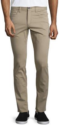 Vince Soho Five-Pocket Stretch-Cotton Pants