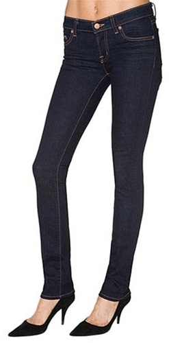 J Brand 912 Low Rise Pencil Leg in Ink