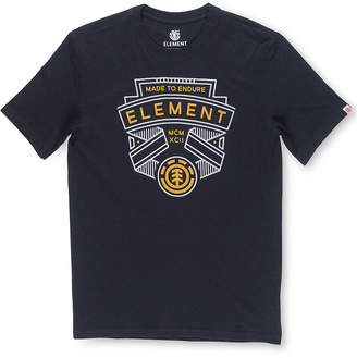 Element Men's Askew Logo-Print T-Shirt