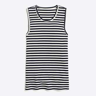 J.Crew Factory Perfect-fit striped shell