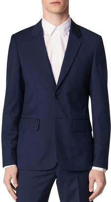 Sandro Formal Slim Fit Suit Jacket
