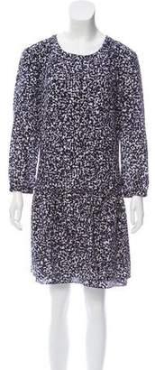 Burberry Silk Mini Dress w/ Tags