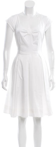Kate SpadeKate Spade New York A-line Short Sleeve Dress