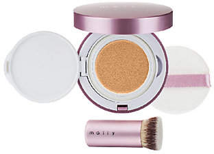 Mally Beauty Mally Poreless Perfection FluidFoundation with Brush