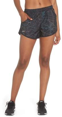 Under Armour Fly-By Print Shorts