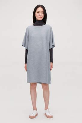 Cos RECTANGULAR KNITTED DRESS