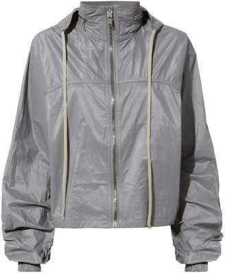 Rick Owens Cropped Windbreaker Jacket