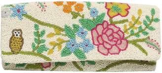 Tiana Designs Tiana Foldover Pastel Floral Clutch