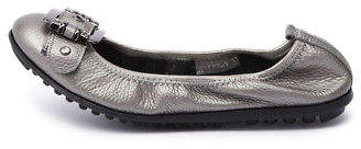 Django & Juliette New Bellez Pewter Womens Shoes Casual Shoes Flat