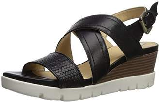 Geox Women's Mary Karmen Plus 1 Wedge Sandal