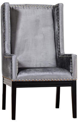 Tribeca TOV Wingback Chair