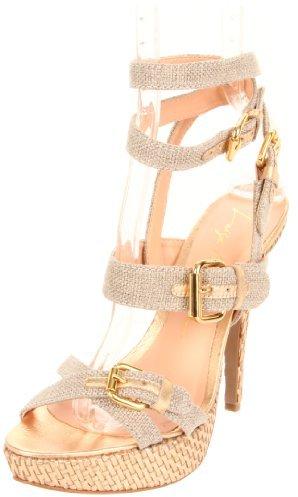 Luiza Barcelos Women's HH027A Ankle-Strap Sandal