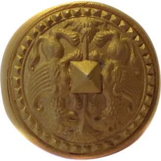Valentino Gold Metal Ring