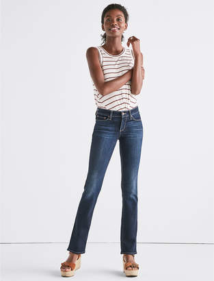 Lucky Brand SWEET STRAIGHT LEG JEAN IN TWILIGHT BLUE