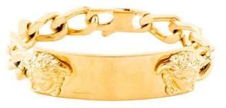 Versace Medusa Logo ID Chain Bracelet