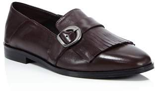 Charles David Dame Leather Loafers