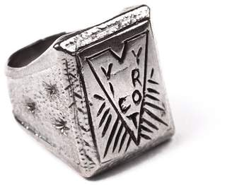 Lulu Frost George Frost Victory Ring- White Bronze