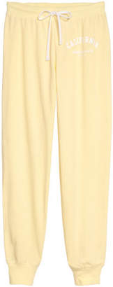 H&M Pajama Pants - Yellow