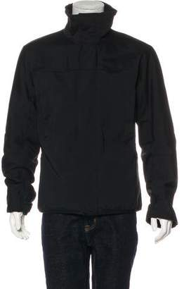 Prada Sport Mock Neck Down Jacket
