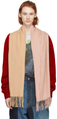 Bless Red and Pink Limited Cardigan