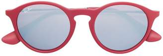 Ray-Ban round framed sunglasses