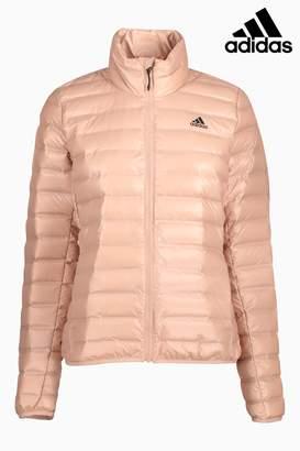 Next Adidas Womens Verilite Jacket Pink XS 4