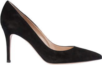 Gianvito Rossi Pointed High Heeled Pumps