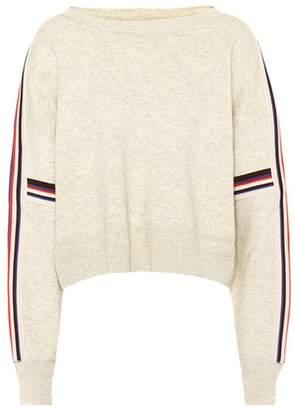 Etoile Isabel Marant Isabel Marant, Étoile Kao cotton-blend sweatshirt